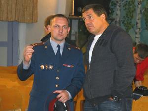 Александр Любимов решил рискнуть с новым проектом.